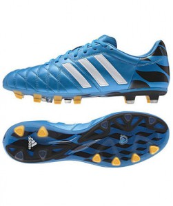 Adidas 11 Pro3 FG blau