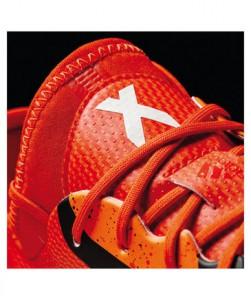 Adidas X15.1 rot Lasche