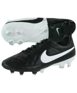 Nike Tiempo Legacy FG schwarz weiß