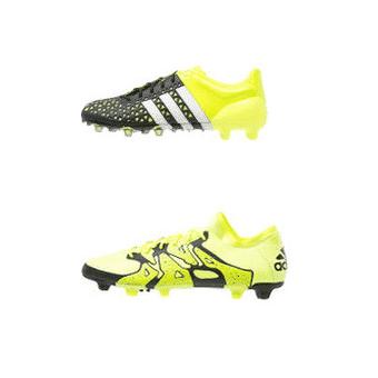 Adidas X15 und Adidas Ace 15
