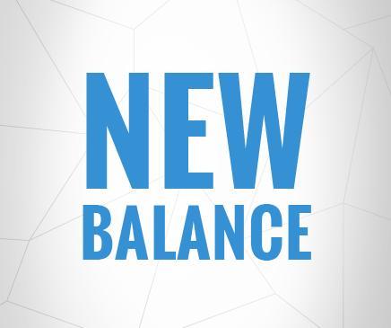 New Balance Fussballschuhe