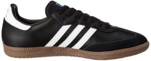 Adidas Samba schwarz 1