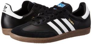 Adidas Samba schwarz Paar