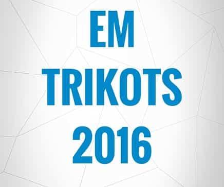 EM Trikots 2016