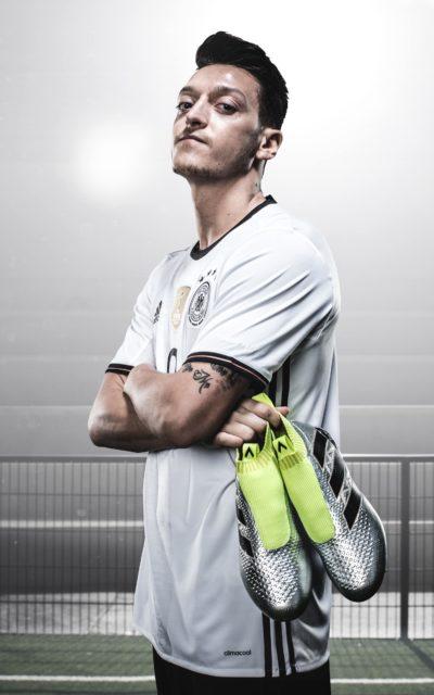 Mesut Özil Adidas Ace 16+ PureControl