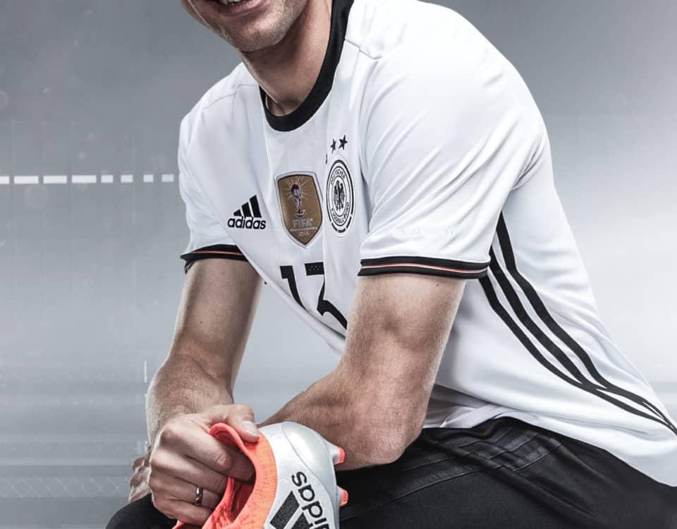Müller Adidas X16