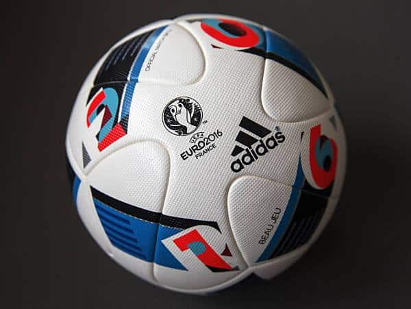 Adidas EM Spielball