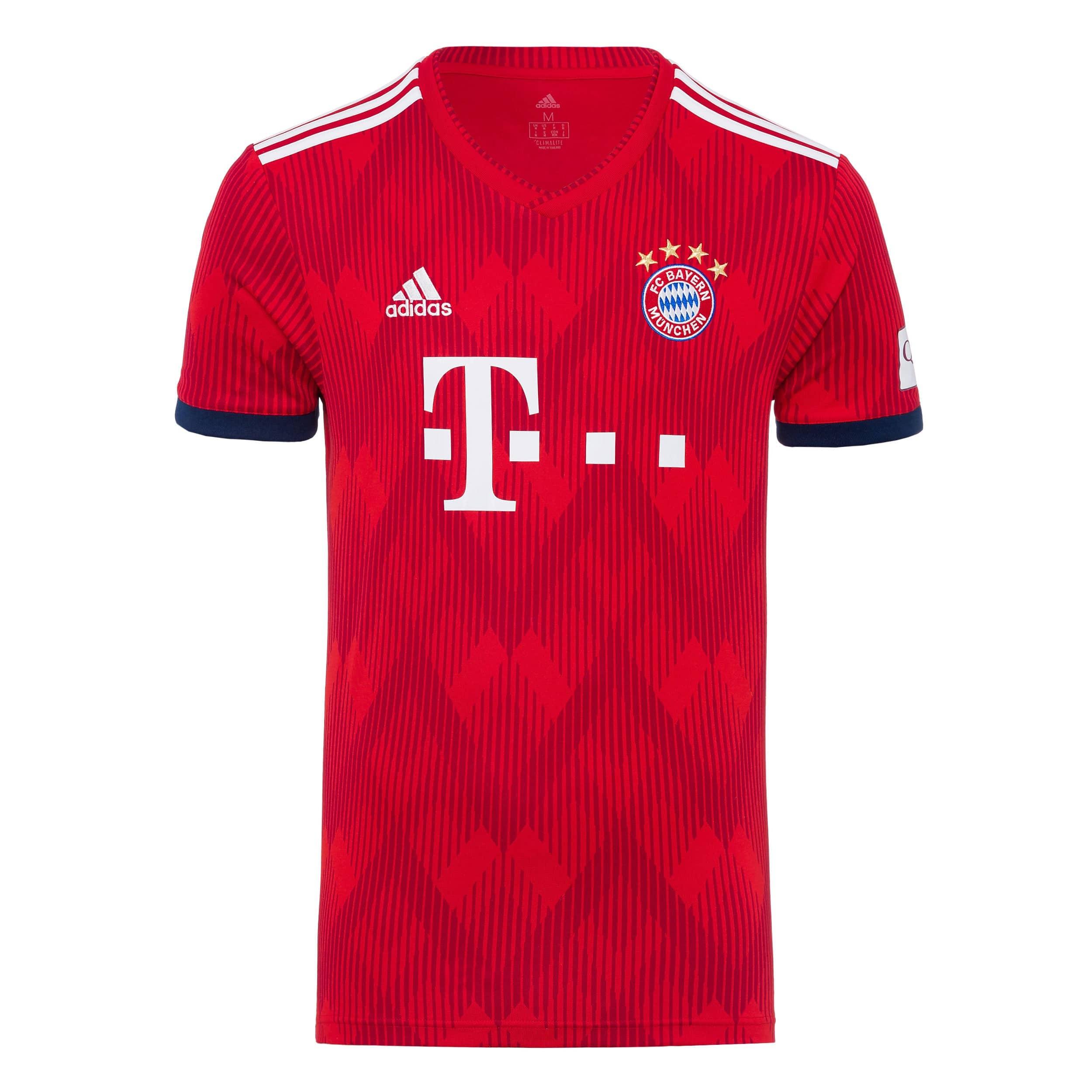 Trikot Bayern 2021/17