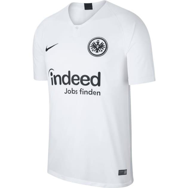 Nike Eintracht Frankfurt Away Trikot - Eintracht Frankfurt (Weiß | L)