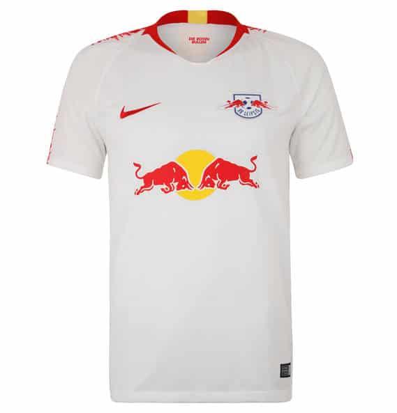 NIKE RB Leipzig Trikot Home, 2018/19, atmungsaktiv