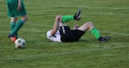 DeineFussballwelt Knie tapen
