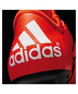 Adidas X15.1 rot Hacke