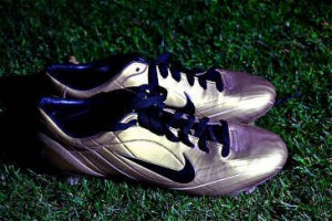 Nike Mercurial Vapor II Seite