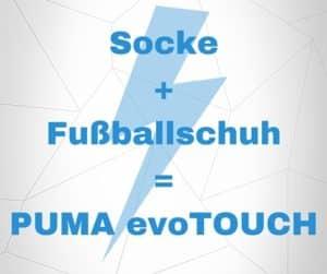 Puma evotouch 2