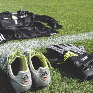 Neuers Equipment