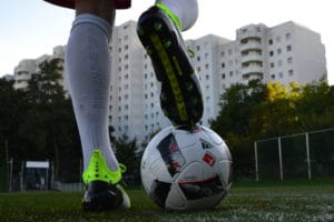 Puma evoTOUCH PRO FG Stollenmuster