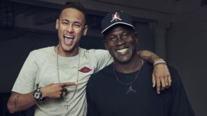 Neymar und Jordan Quelle: Nike