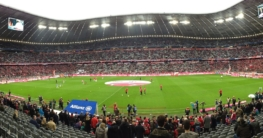 Allianz Arena Fussballwelt